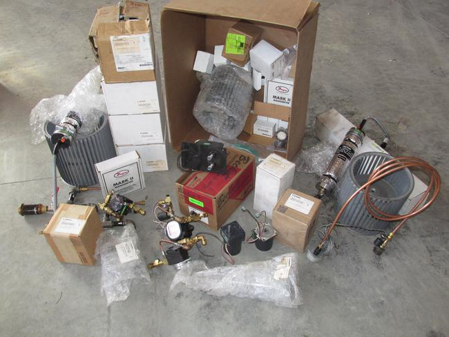 we bought out an e-logic dealers parts supply